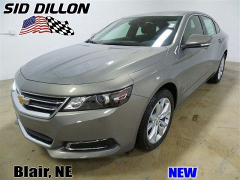 New 2017 Chevrolet Impala LT FWD 4 Door Sedan