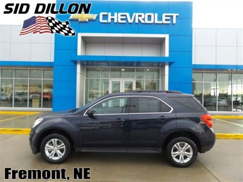 Certified Pre-Owned 2015 Chevrolet Equinox LT FWD SUV