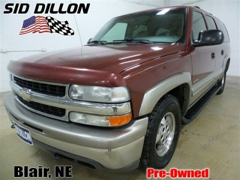 Pre-Owned 2000 Chevrolet Suburban  4WD