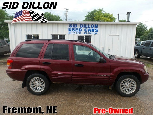pre owned 2002 jeep grand cherokee laredo suv in fremont 1t5035f sid dillon auto group. Black Bedroom Furniture Sets. Home Design Ideas