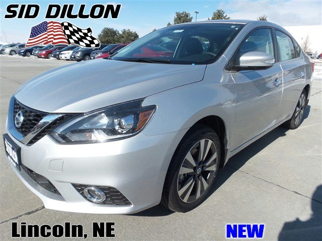 new 2016 nissan sentra sl 4 door sedan in lincoln 4n16293 sid dillon auto group. Black Bedroom Furniture Sets. Home Design Ideas