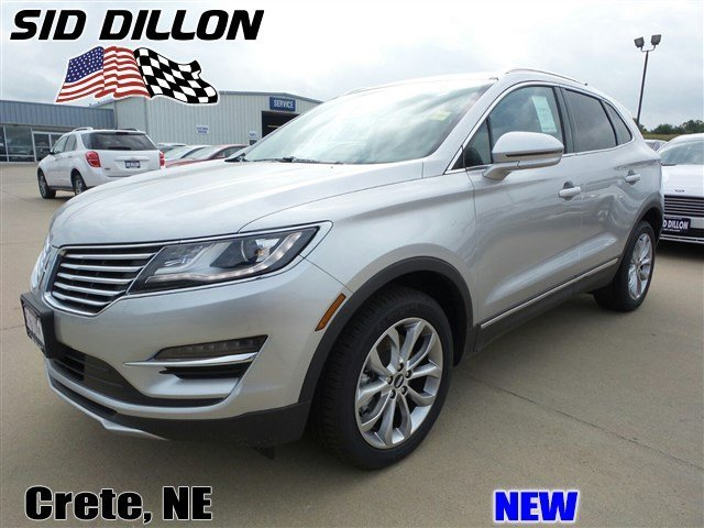 New 2016 Lincoln MKC Select SUV in Crete #8L218 | Sid Dillon Auto ...