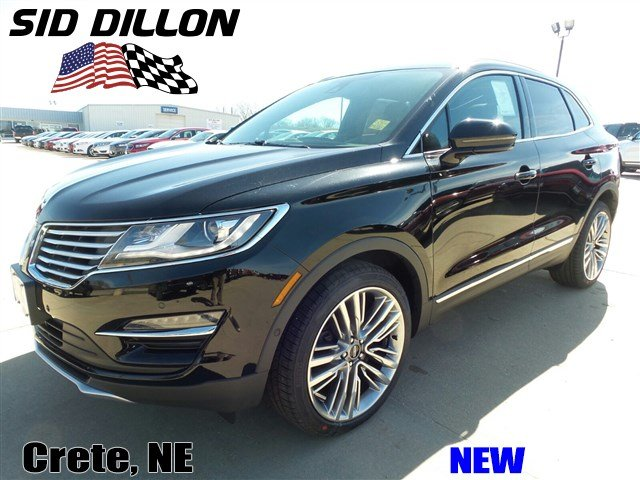 New 2016 Lincoln MKC Reserve SUV in Crete #8L210 | Sid Dillon Auto ...