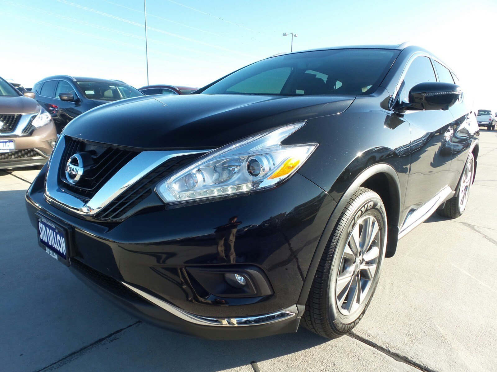 Certified Pre-Owned 2016 Nissan Murano SL SUV in Lincoln ...